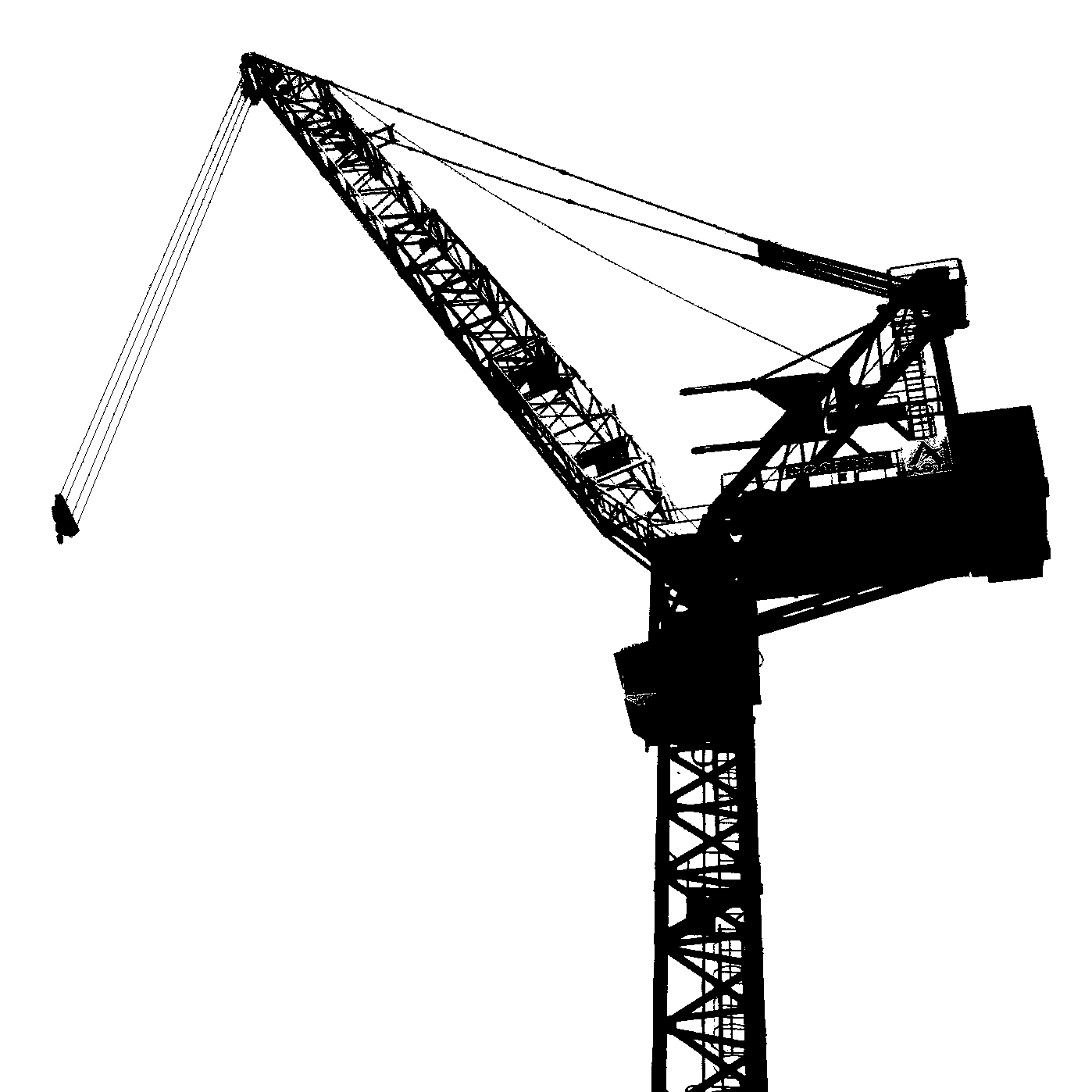 Construction crane question askscience for The crain
