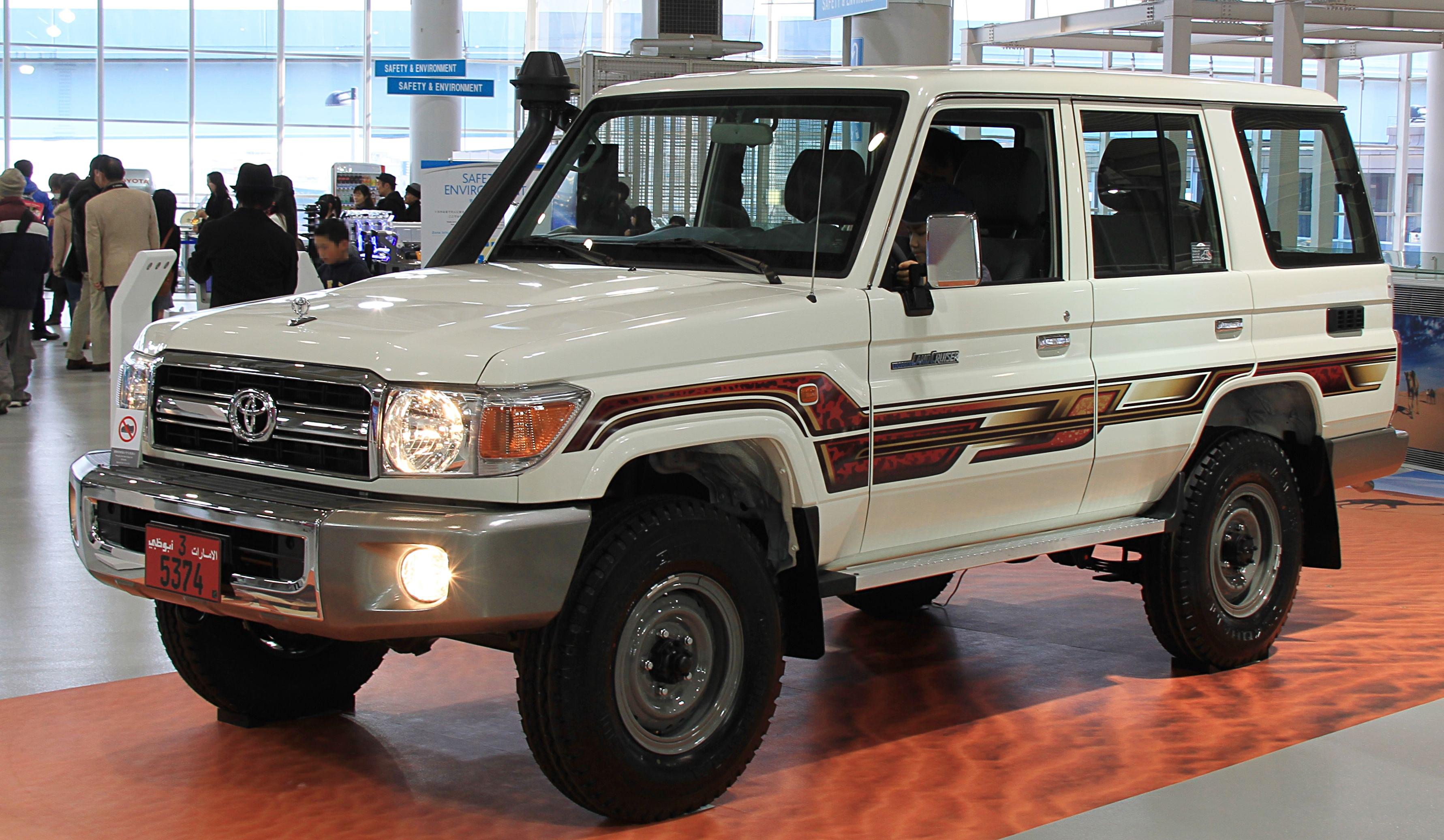 Kelebihan Toyota Lx Perbandingan Harga