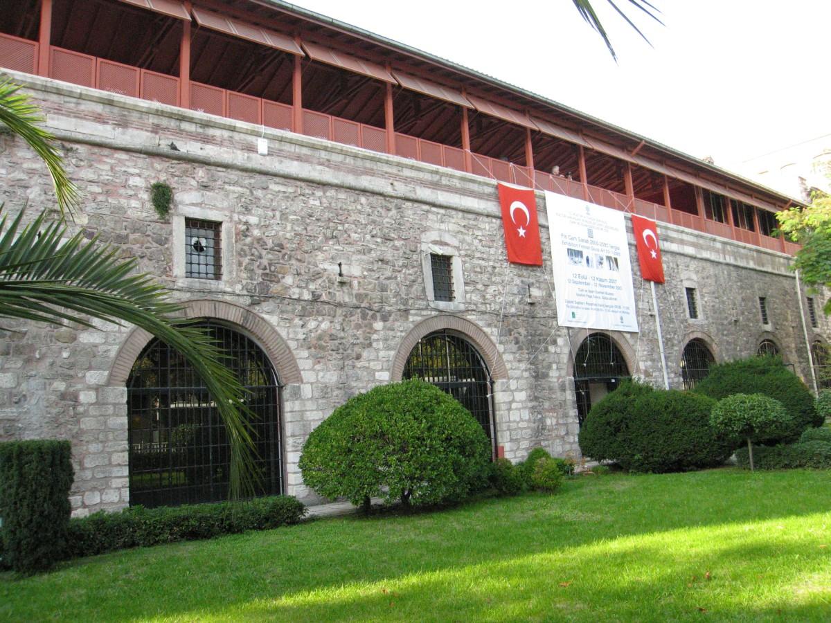 Museum für türkische und islamische Kunst – Wikipedia