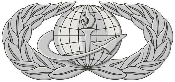 Fileusaf Force Support Occupational Badgejpg Wikimedia Commons - Air-force-occupational-badges