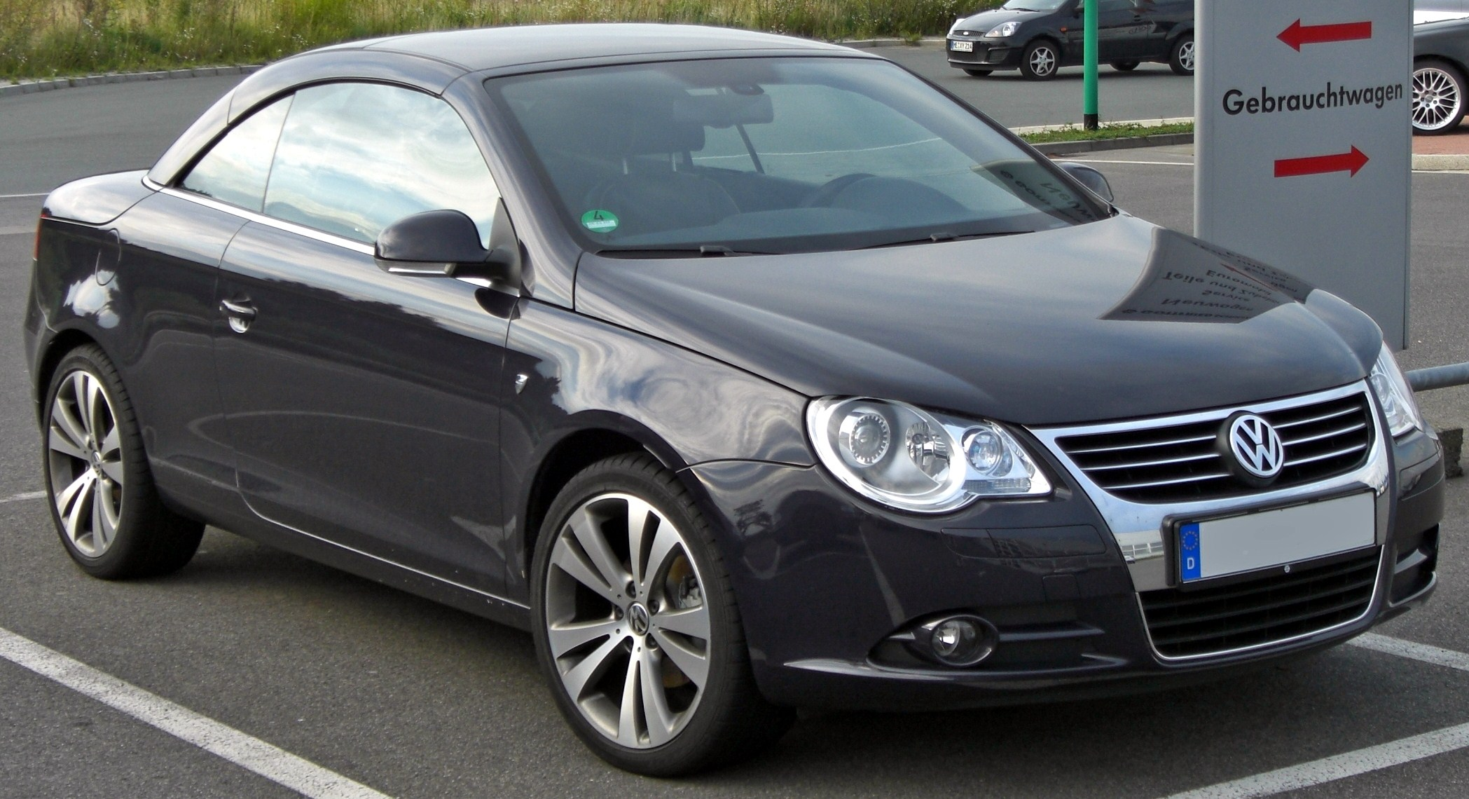 volkswagen eos wikiwand. Black Bedroom Furniture Sets. Home Design Ideas