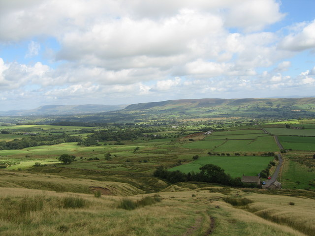View from Parlick - geograph.org.uk - 542133