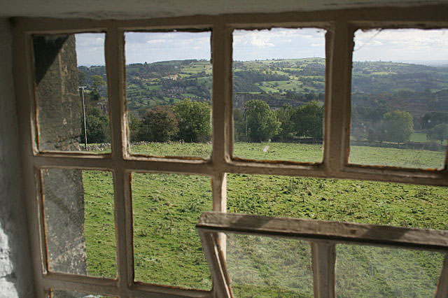 View from the engine house - geograph.org.uk - 1522315