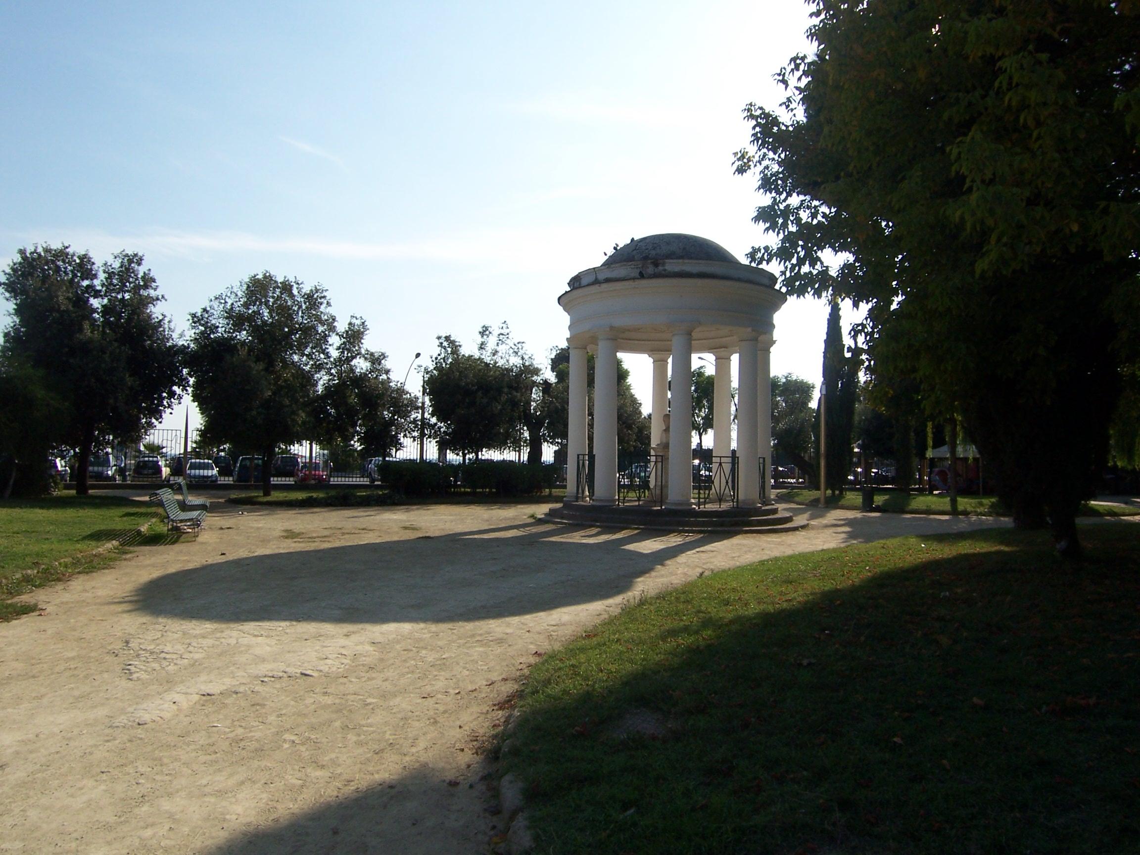 Chalet Villa Comunale Napoli Vecchio