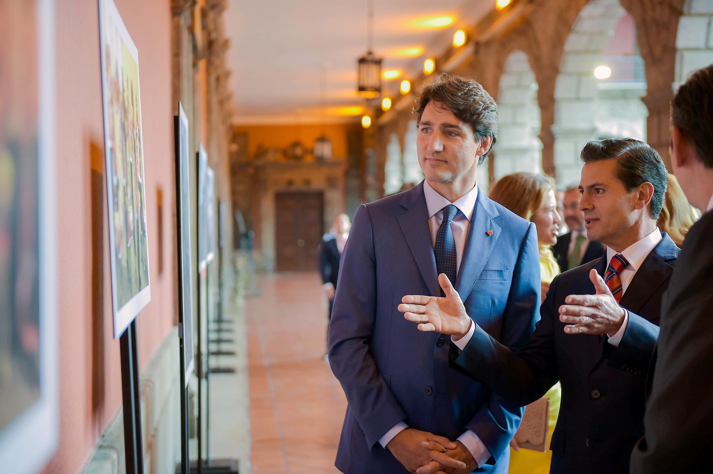 primer ministro canada gay