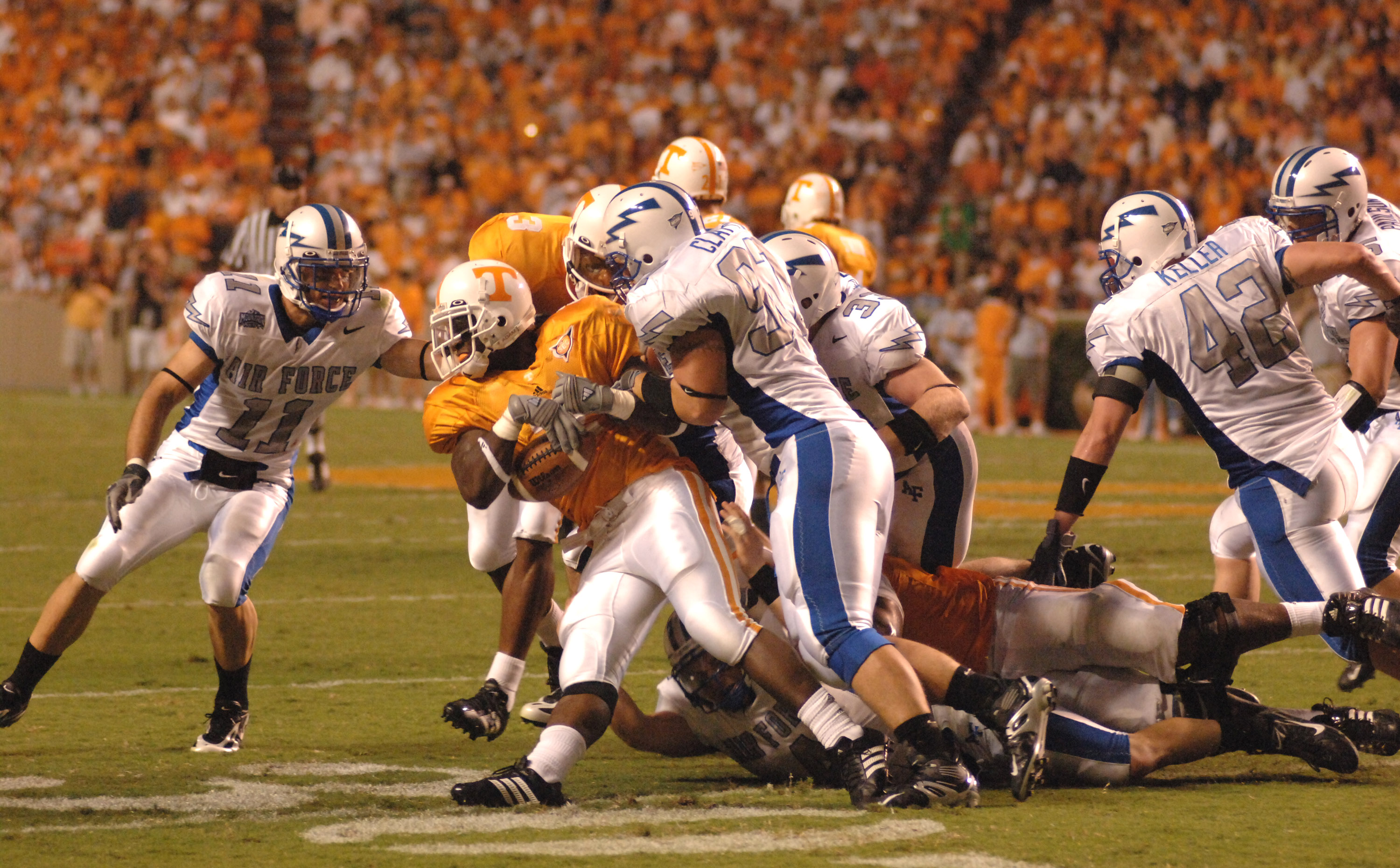 tennessee football - photo #8