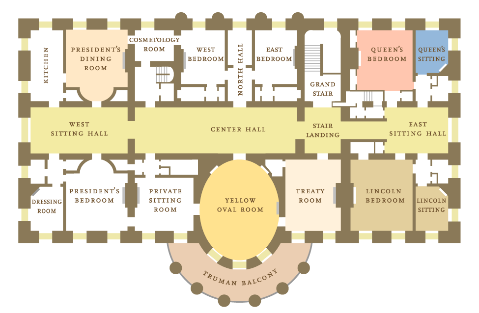 buckingham palace floor plan submited images
