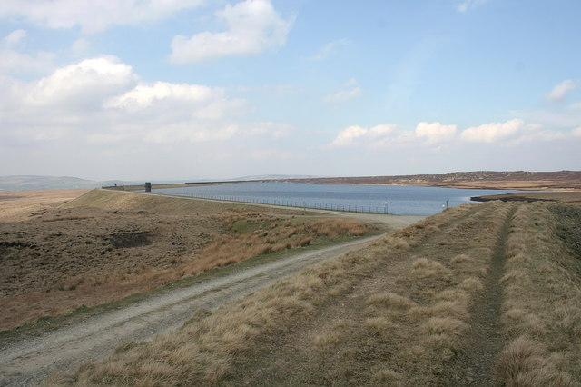 Warland Reservoir - geograph.org.uk - 1251164