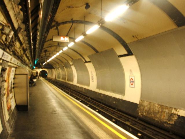 Warren Street Underground Station - geograph.org.uk - 965843