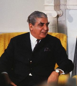 English: President of Pakistan Yahya Khan