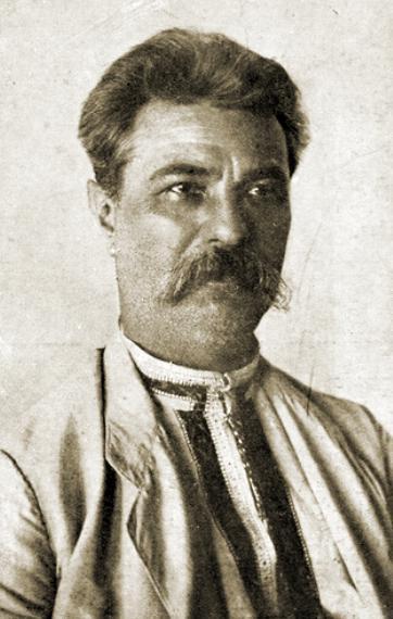Сергій Єфремов. Середина 20-х років.
