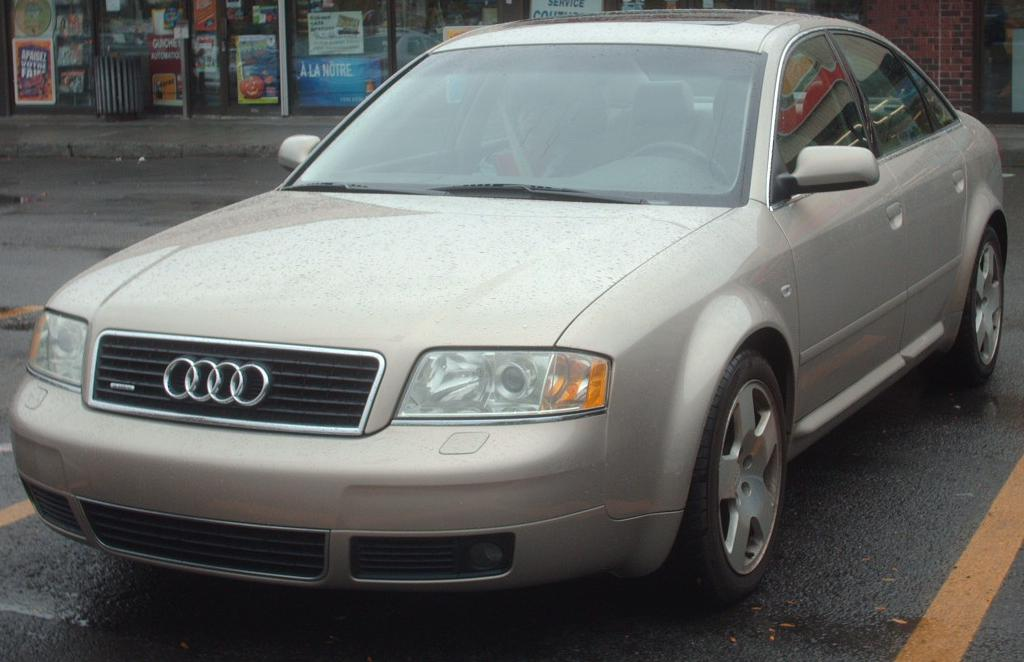 File 98 04 Audi A6 Sedan Jpg Wikimedia Commons