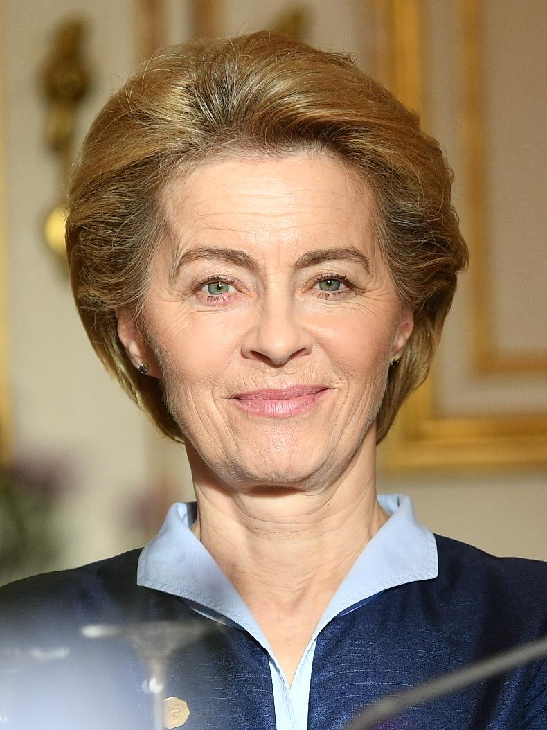 Ursula von der Leyen says please stop Brexit | The ...  |Ursula Von Der Leyen