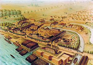 Alexander's Iron Foundry