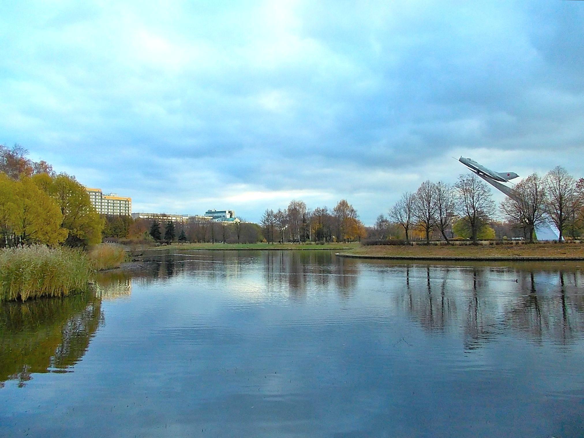 Парк авиаторов фото петербург