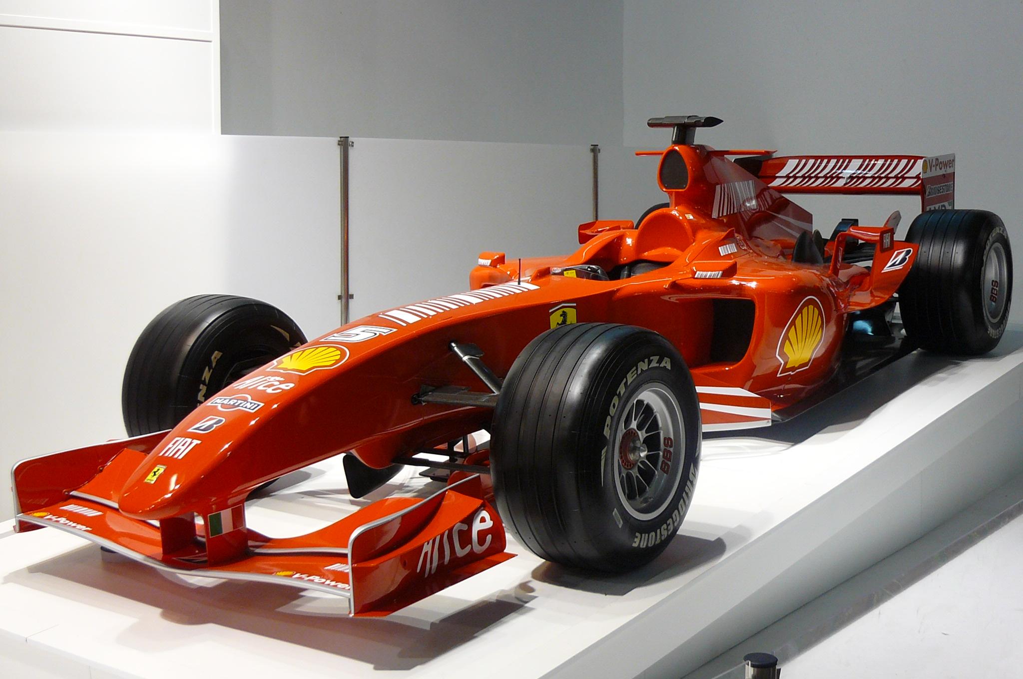 Ferrari in f1 wiki 2