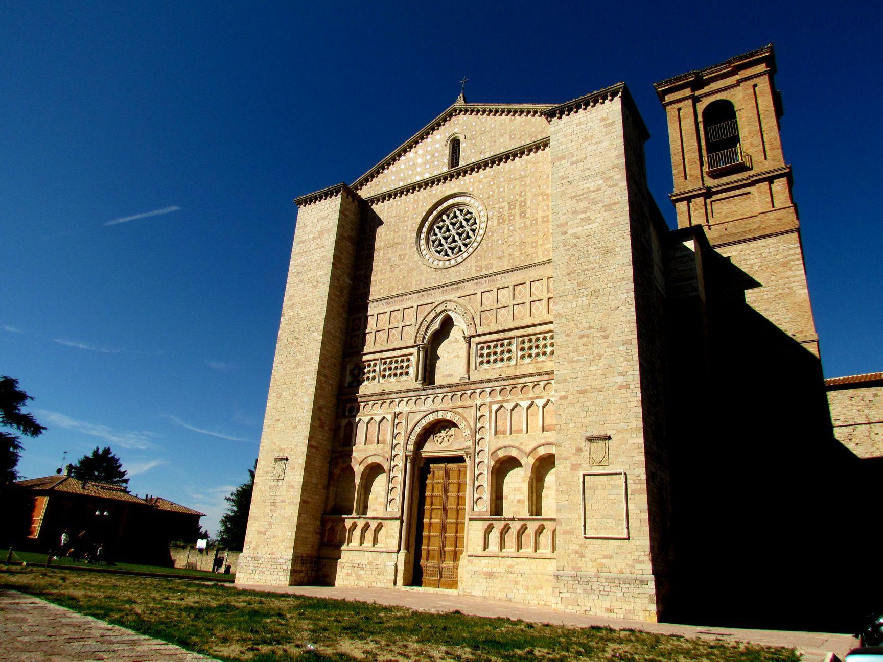 Chiesa di san francesco al prato wikipedia for Piazza san francesco prato