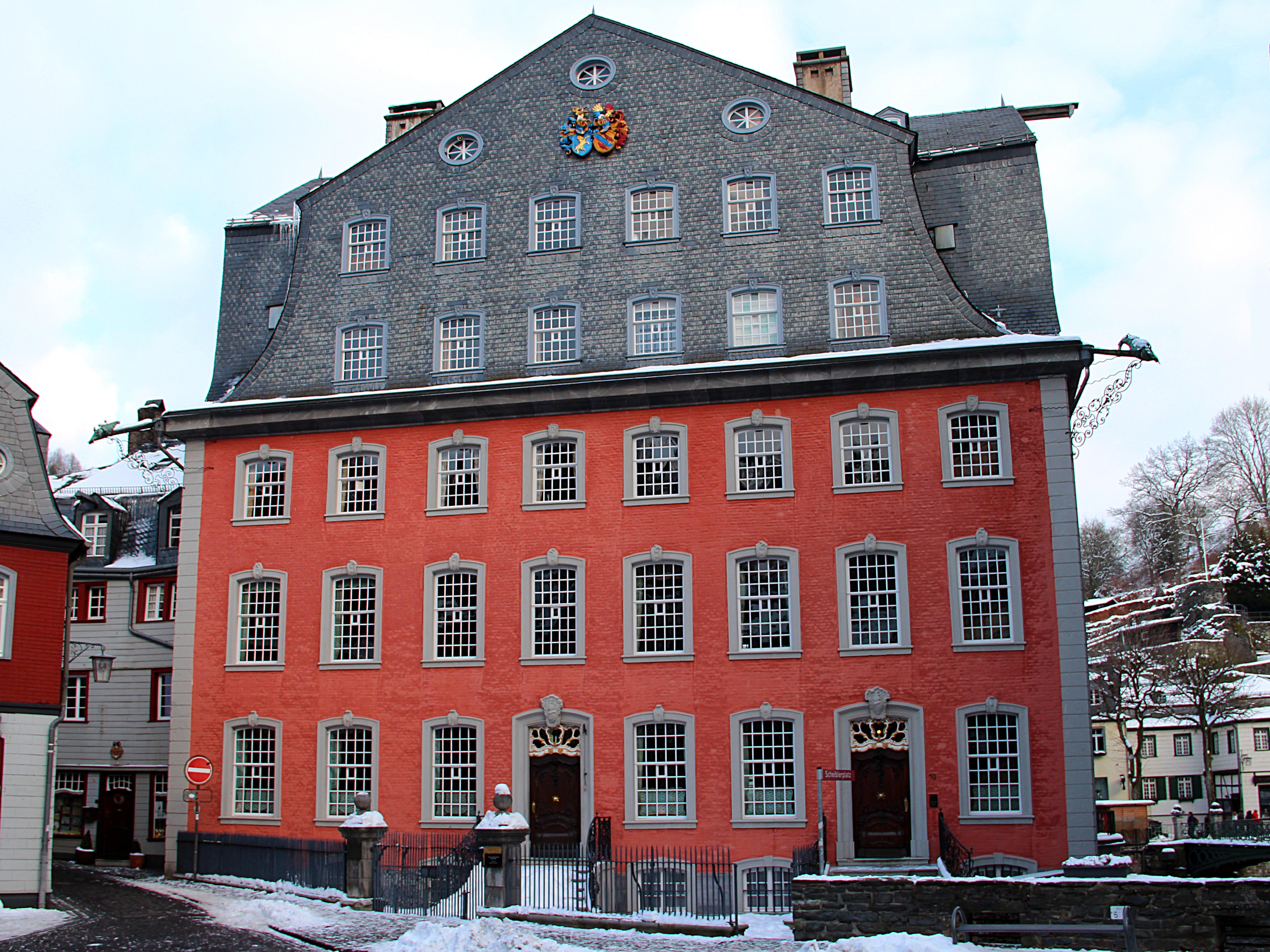 File 0 Monschau Rotes Haus ou maison Scheibler 1 JPG