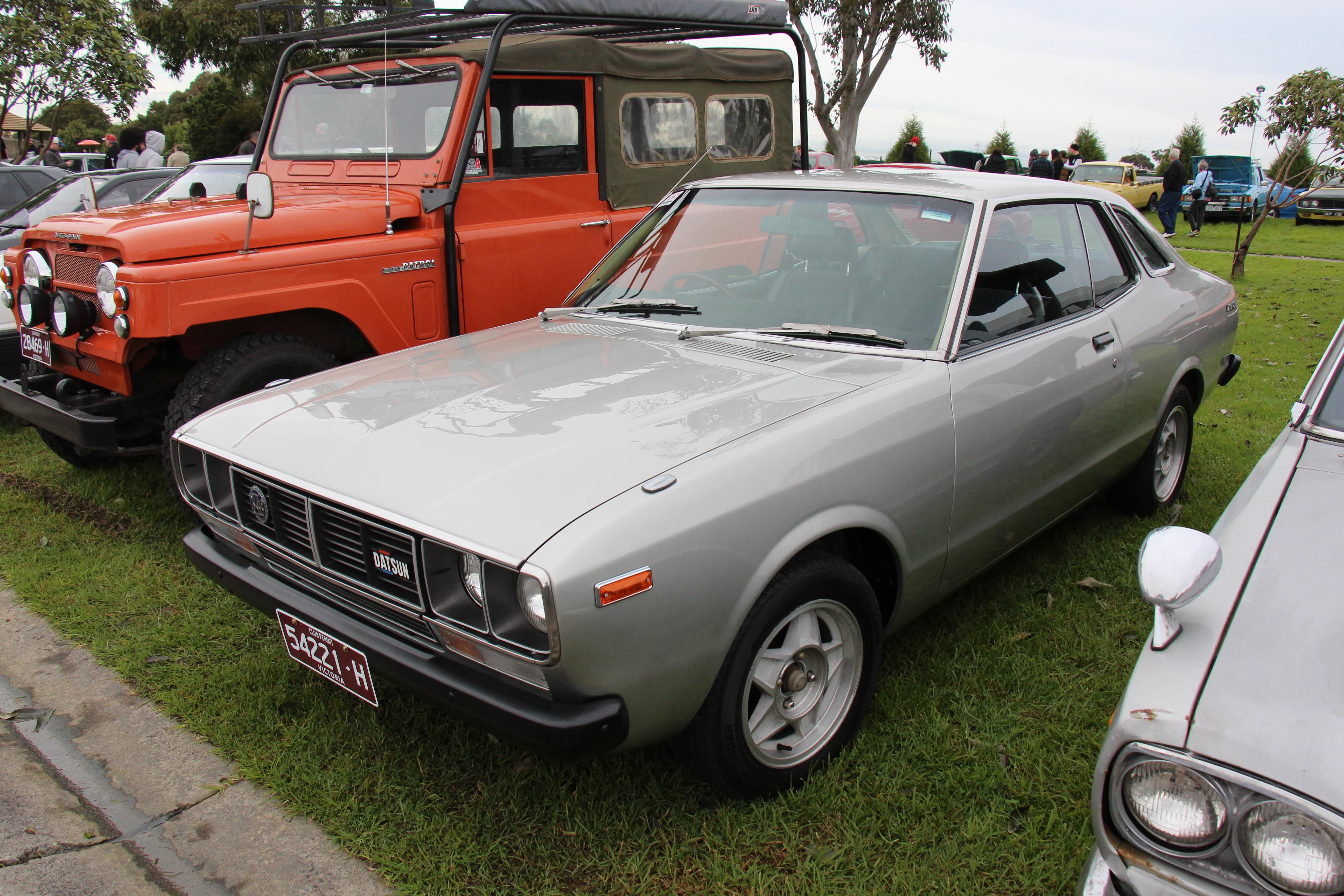 1978 datsun 810