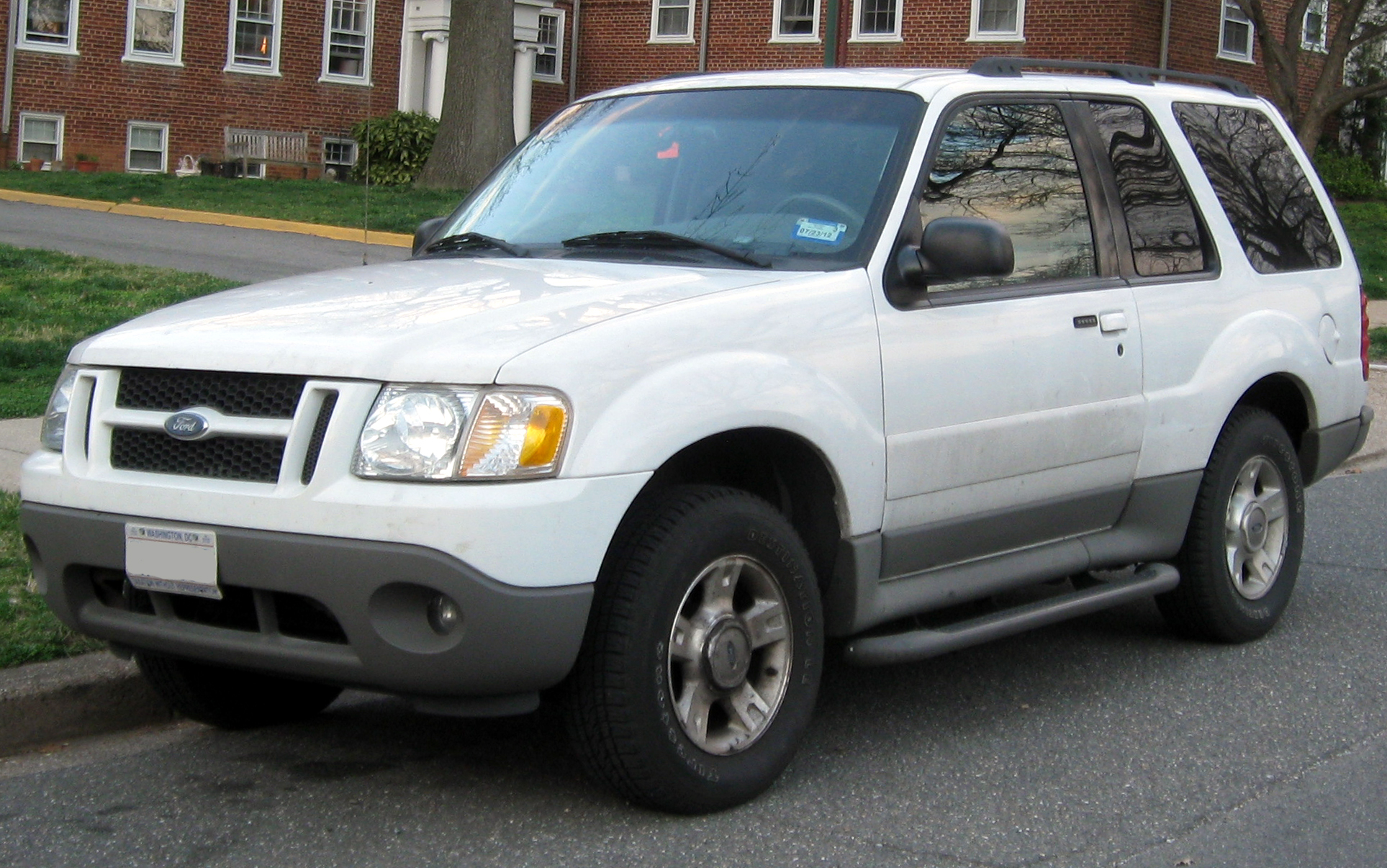 file 2001 2003 ford explorer sport 03 19 2012 jpg wikipedia the. Cars Review. Best American Auto & Cars Review
