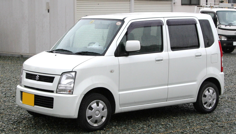 Suzuki Wagon R Automatic For Sale