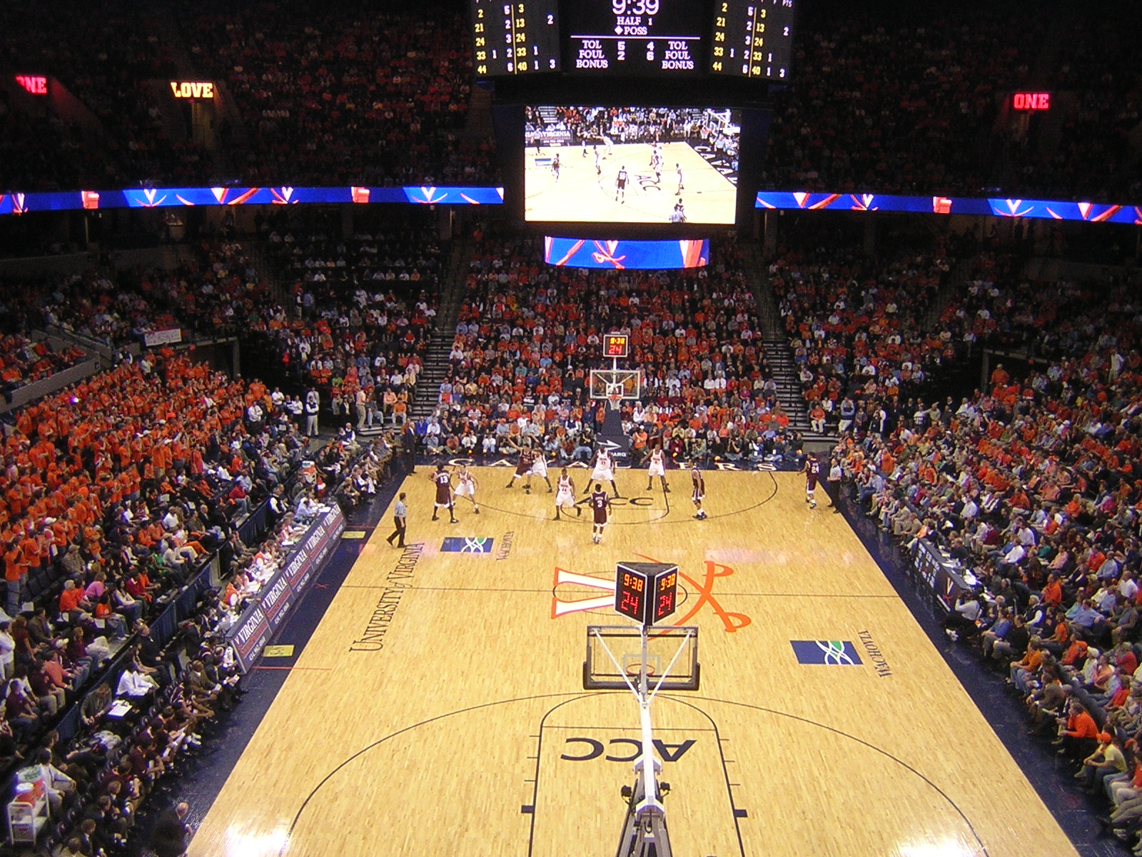 File:2006-2007 Virginia Tech at Virginia men's basketball ...