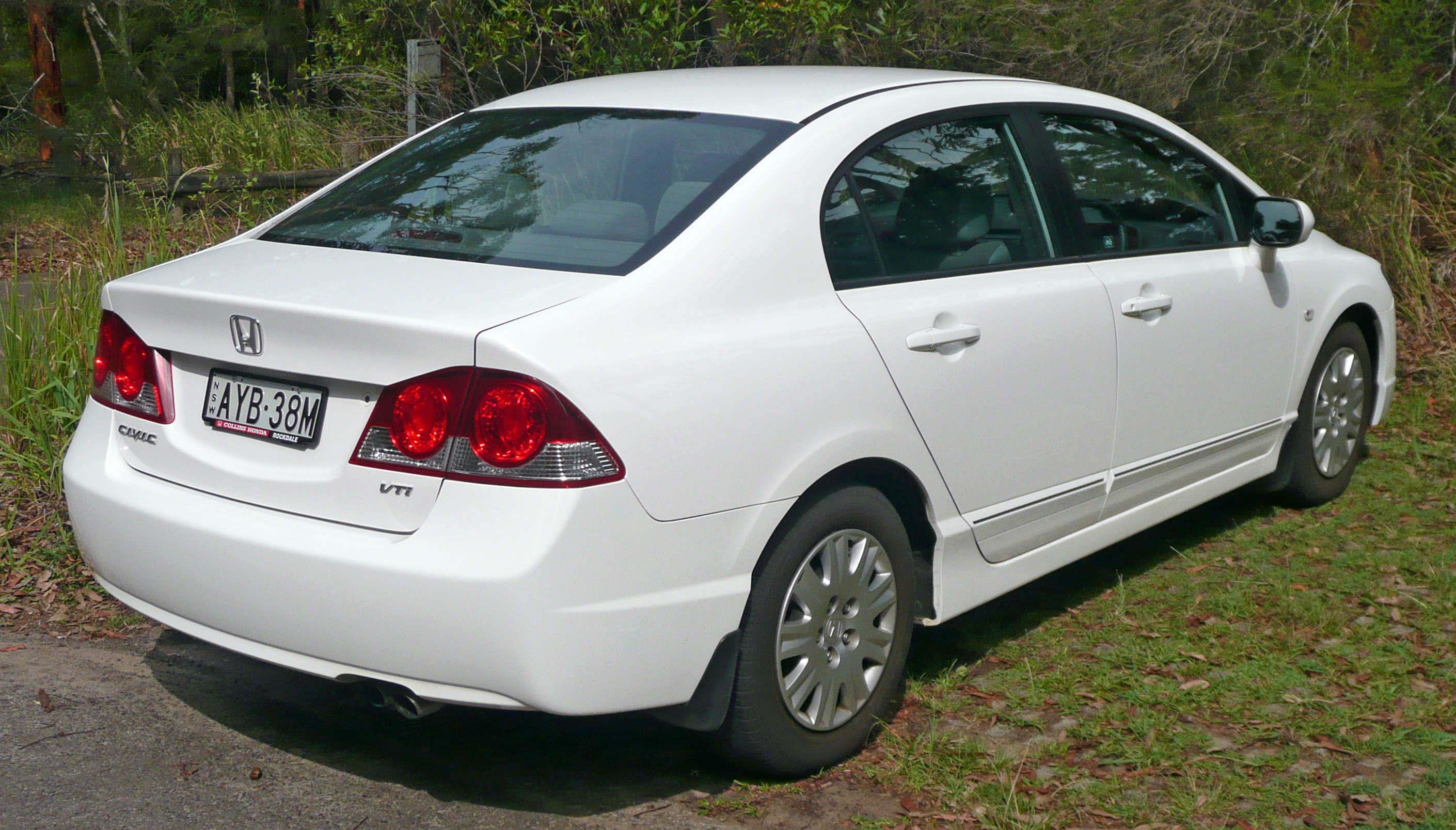 2010 honda civic ex  | commons.wikimedia.org