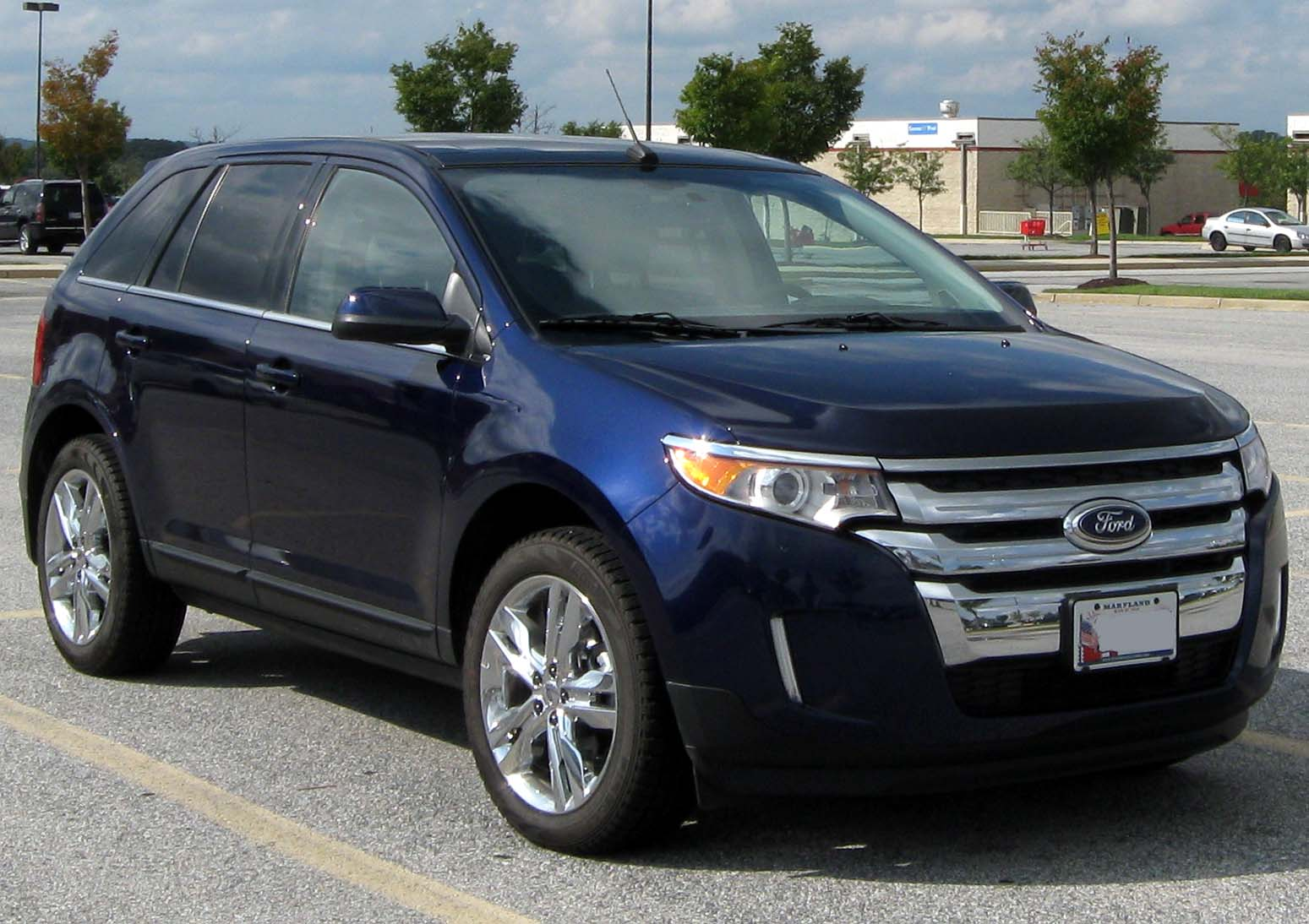 File2011 Ford Edge  09282011jpg  Wikimedia Commons