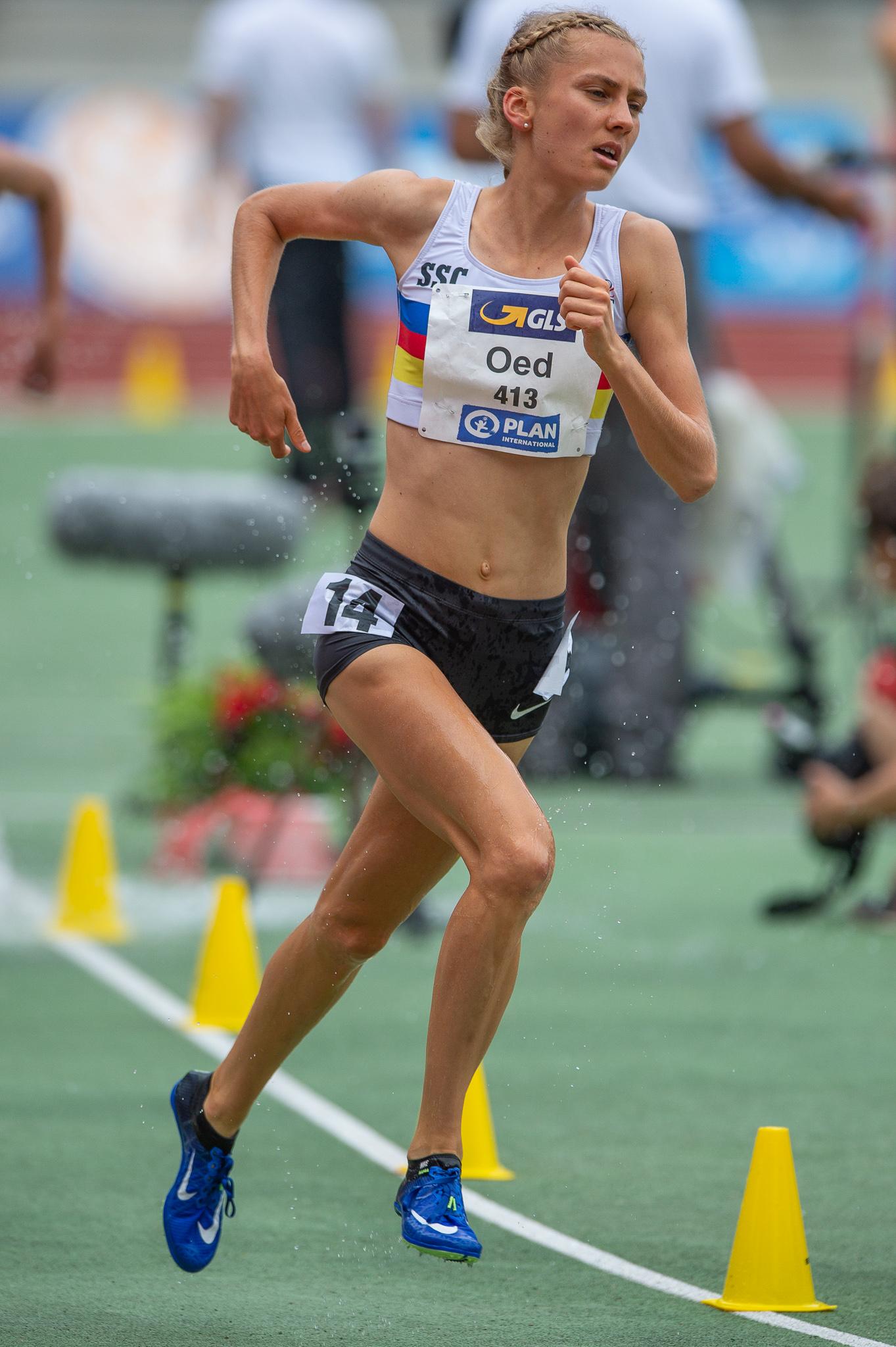 3000 M Hindernislauf Frauen