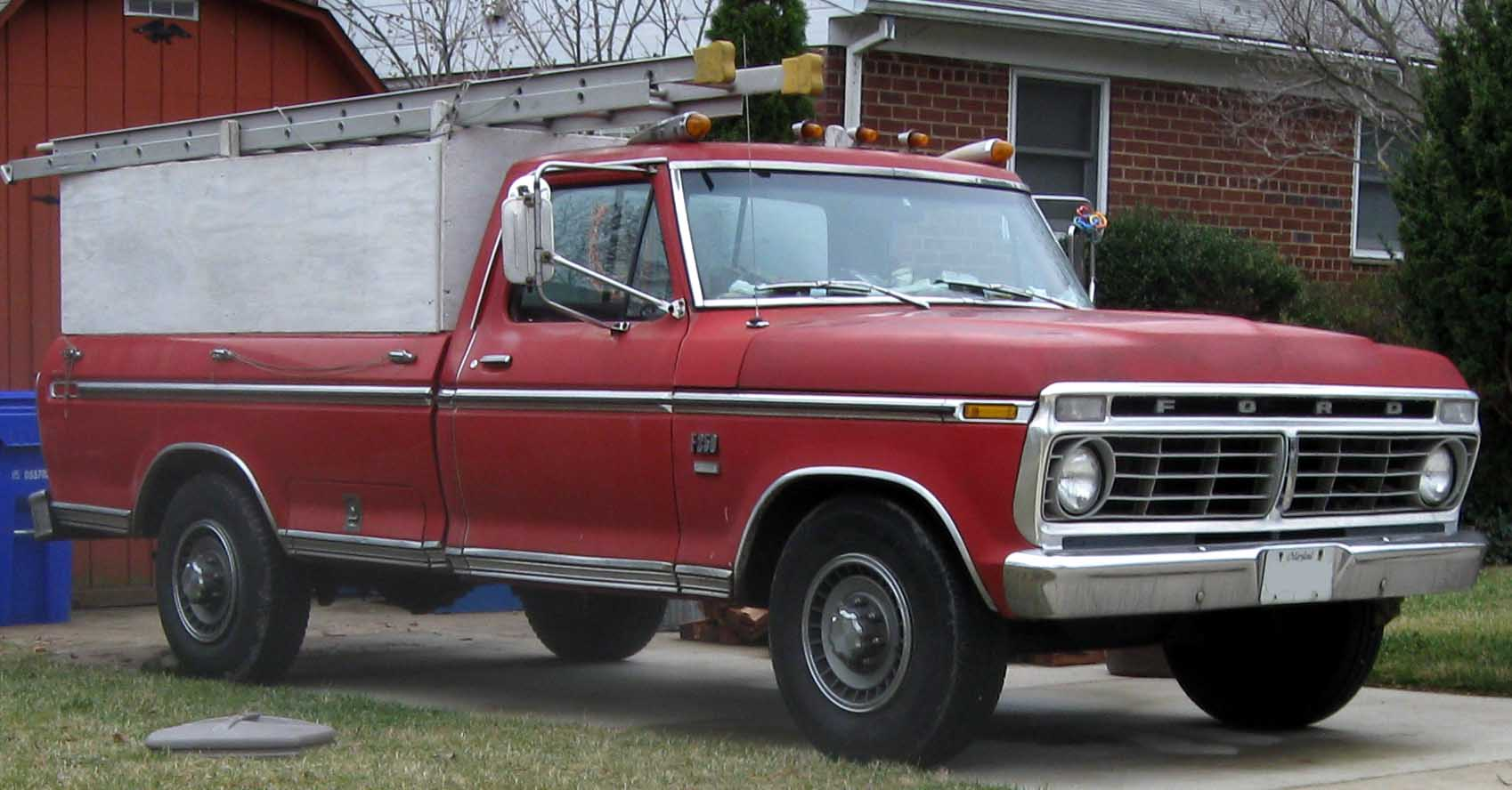 Ford F Series Sixth Generation Wikiwand