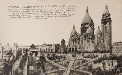 Fichier:75-Paris-Funiculaire et Basilique du Sacré-Coeur de Montmartre-ND.JPG