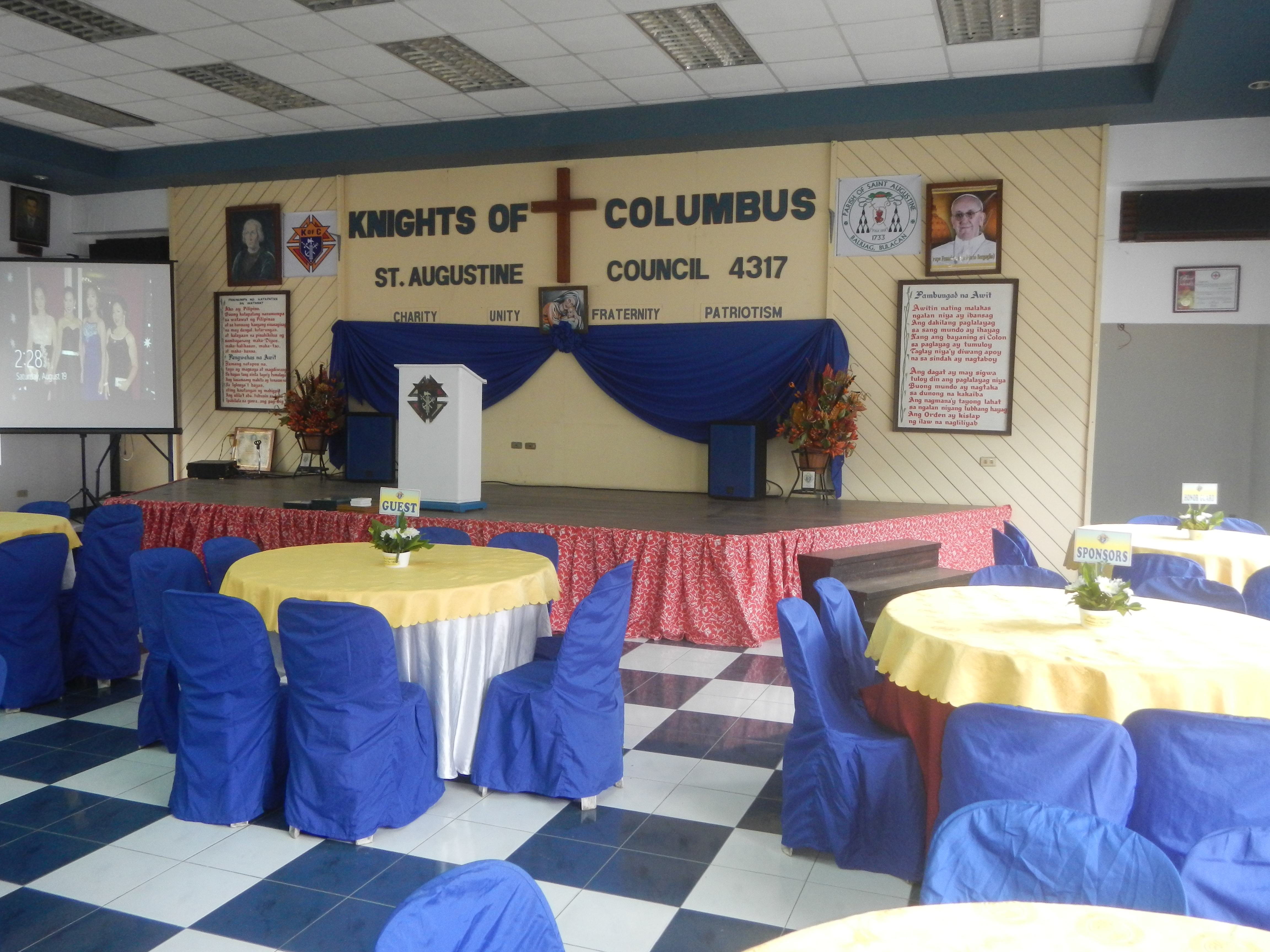 File:9588Knights of Columbus Hall Augustine Council No  4317