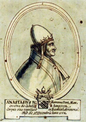 Анастасій IV