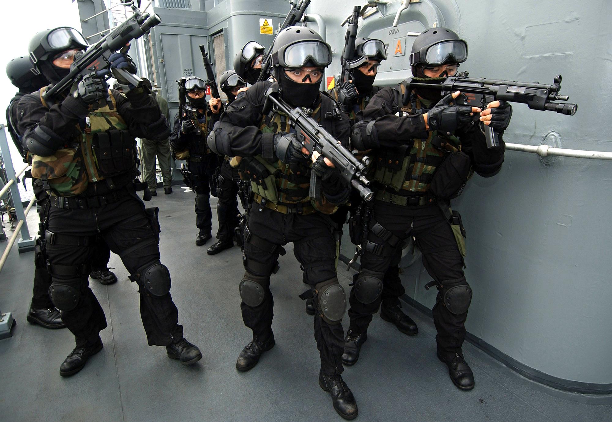 Спецназовцу на заметку: Интеллект для спецназа