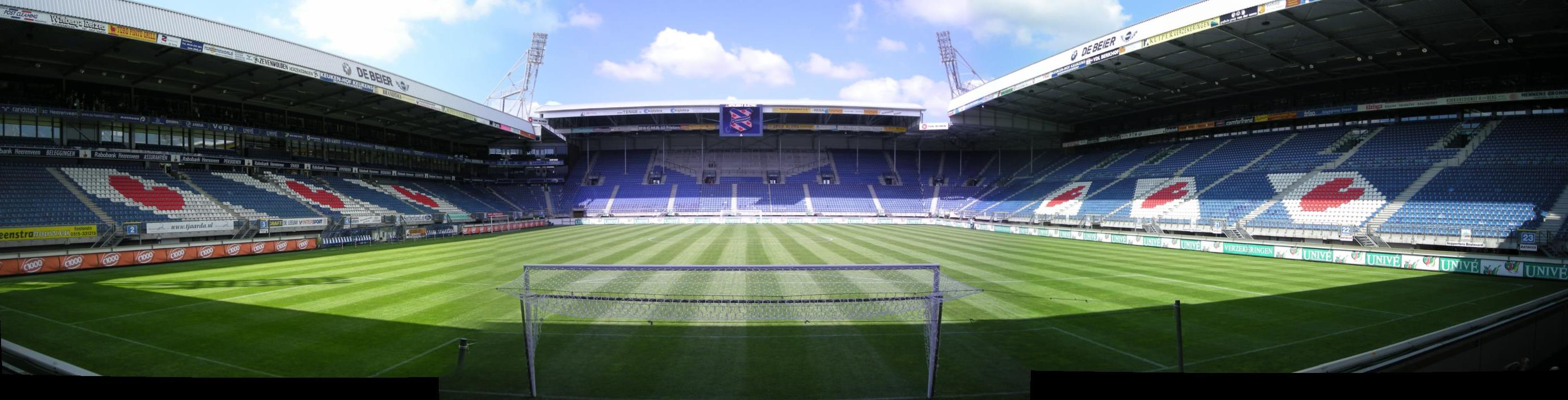 De Kuip Stadium Tour