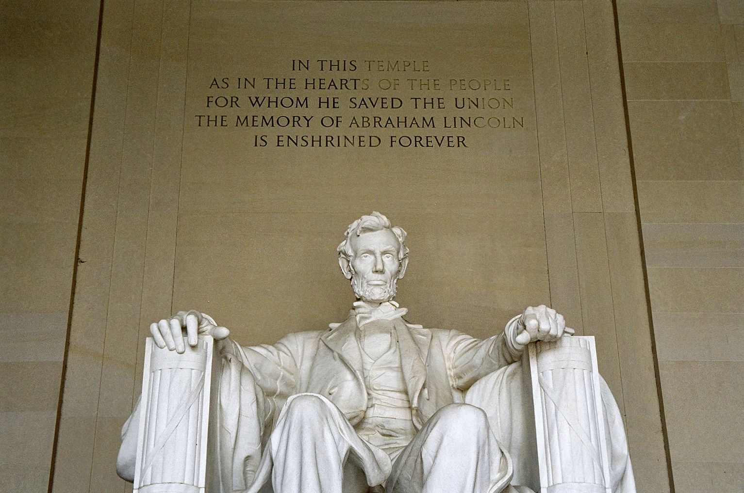 file:abraham lincoln memorial - washington dc - wikimedia commons