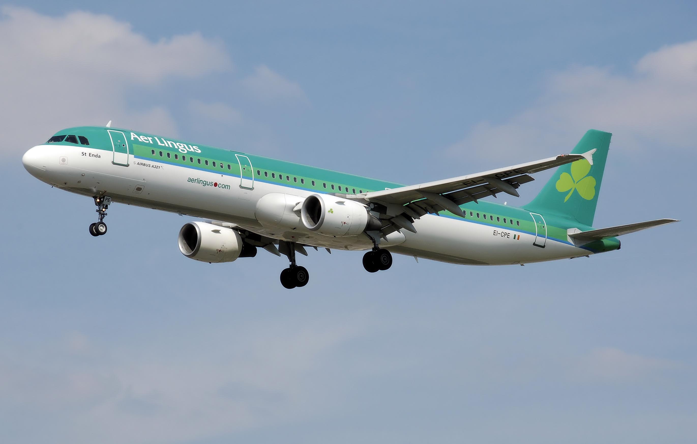 Vuelos baratos desde Londres Heathrow a Dublín - Aer Lingus