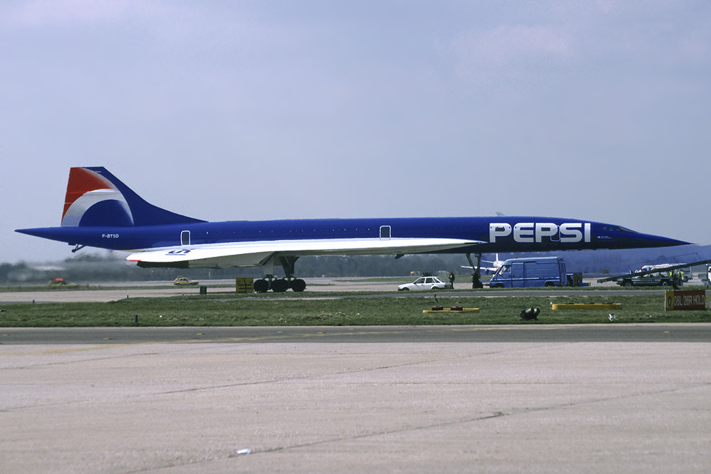 File Air France Concorde F Btsd Short Lived Pepsi