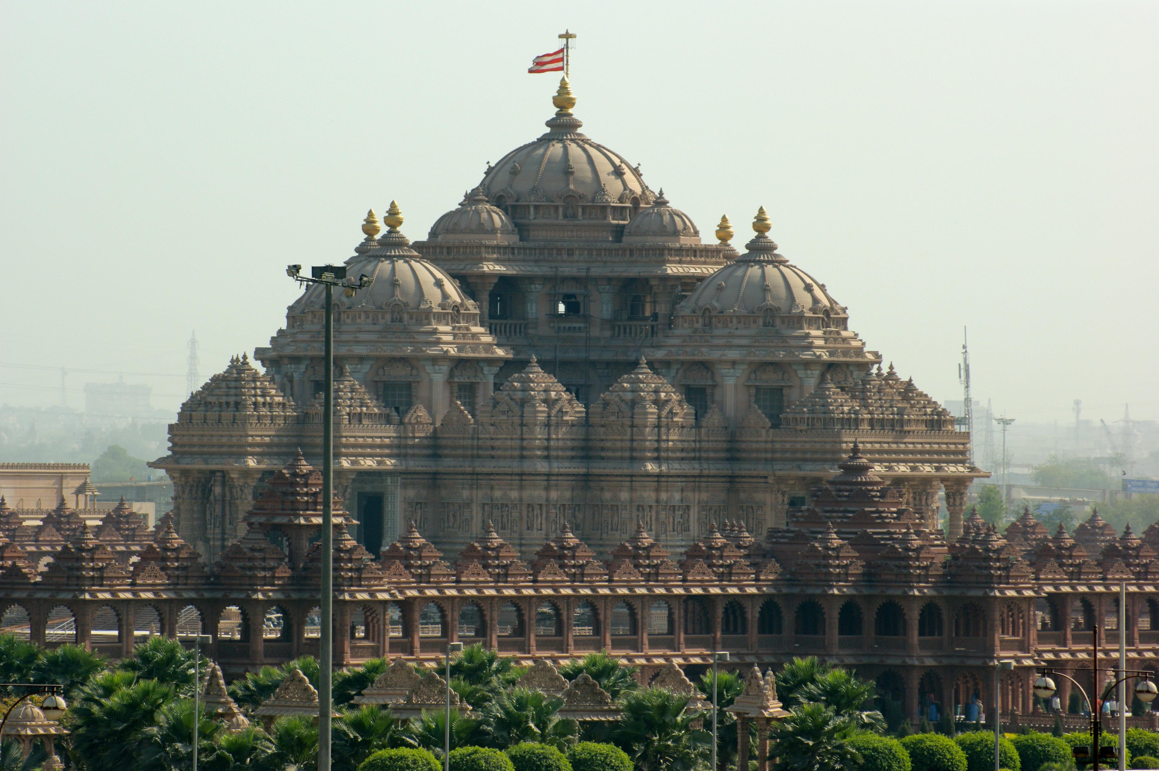 Akshardham Temple, Delhi: Timings, Tickets, Things To do...etc In 2020 3
