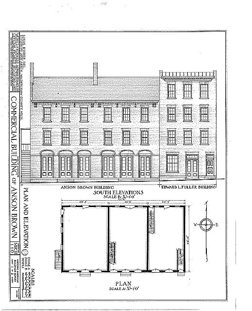 File Anson Brown Building Drawing Jpg Wikimedia Commons
