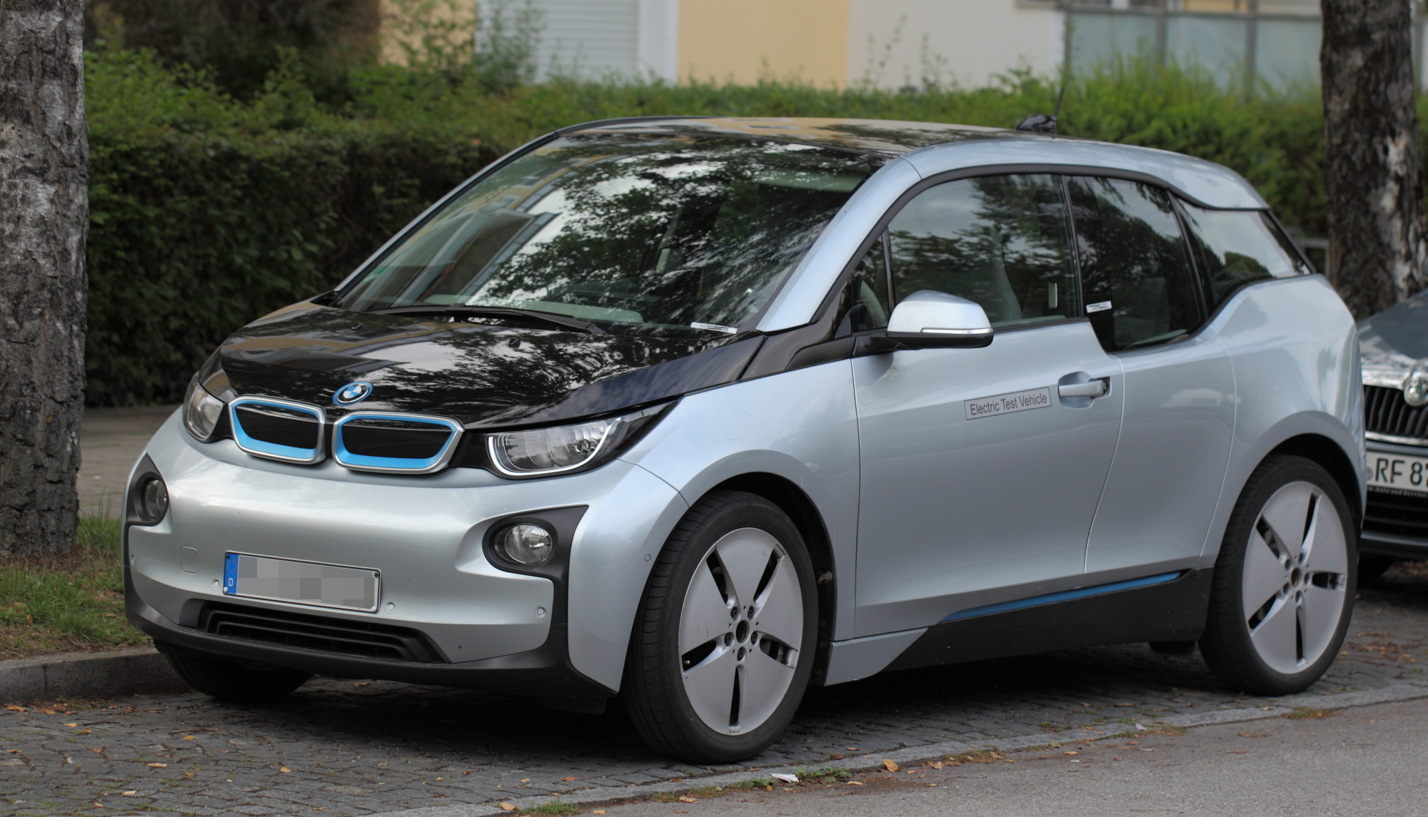 file bmw i3 electric test vehicle wikimedia commons. Black Bedroom Furniture Sets. Home Design Ideas