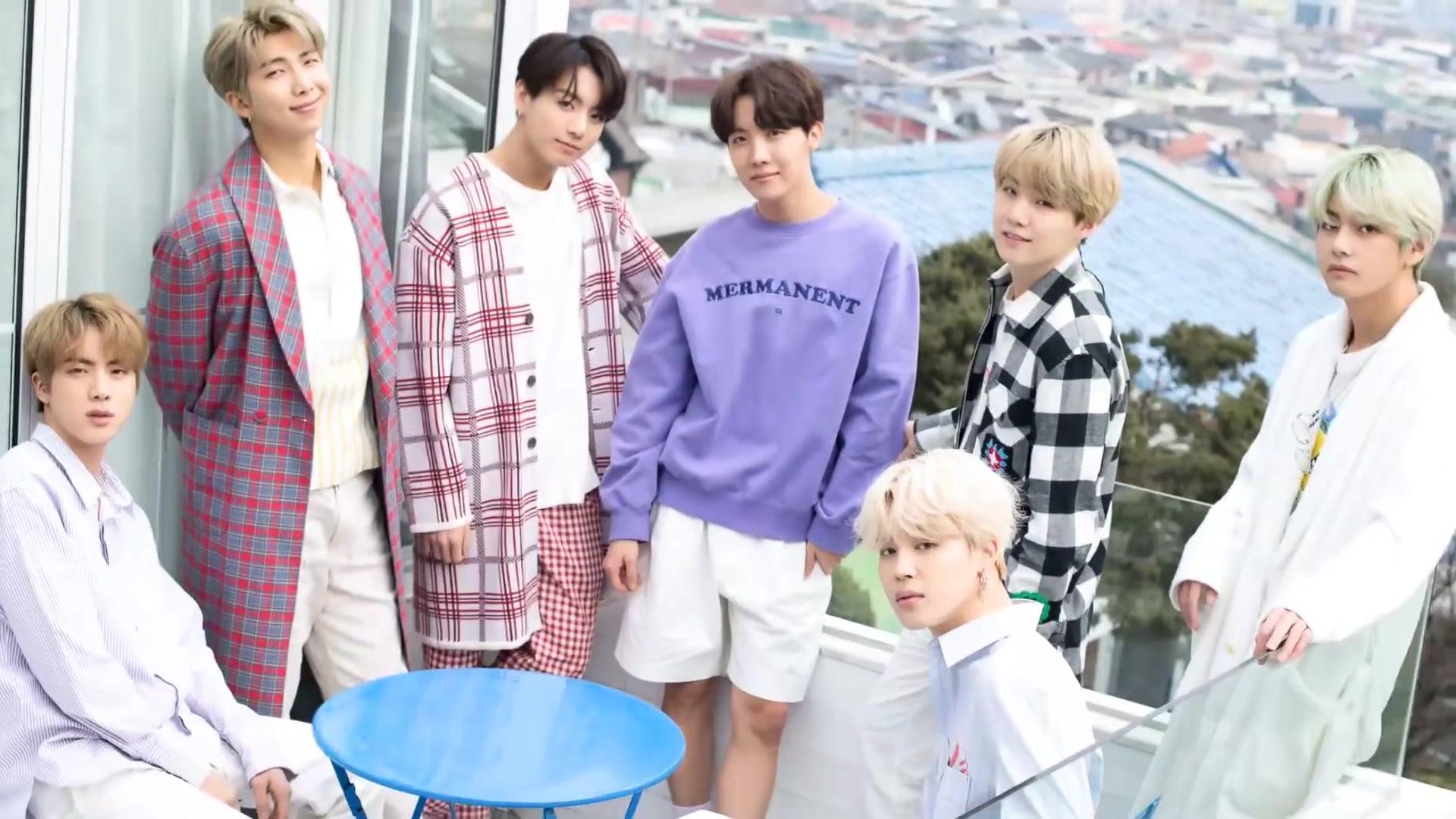 Toate colaborările trupei BTS până în prezent