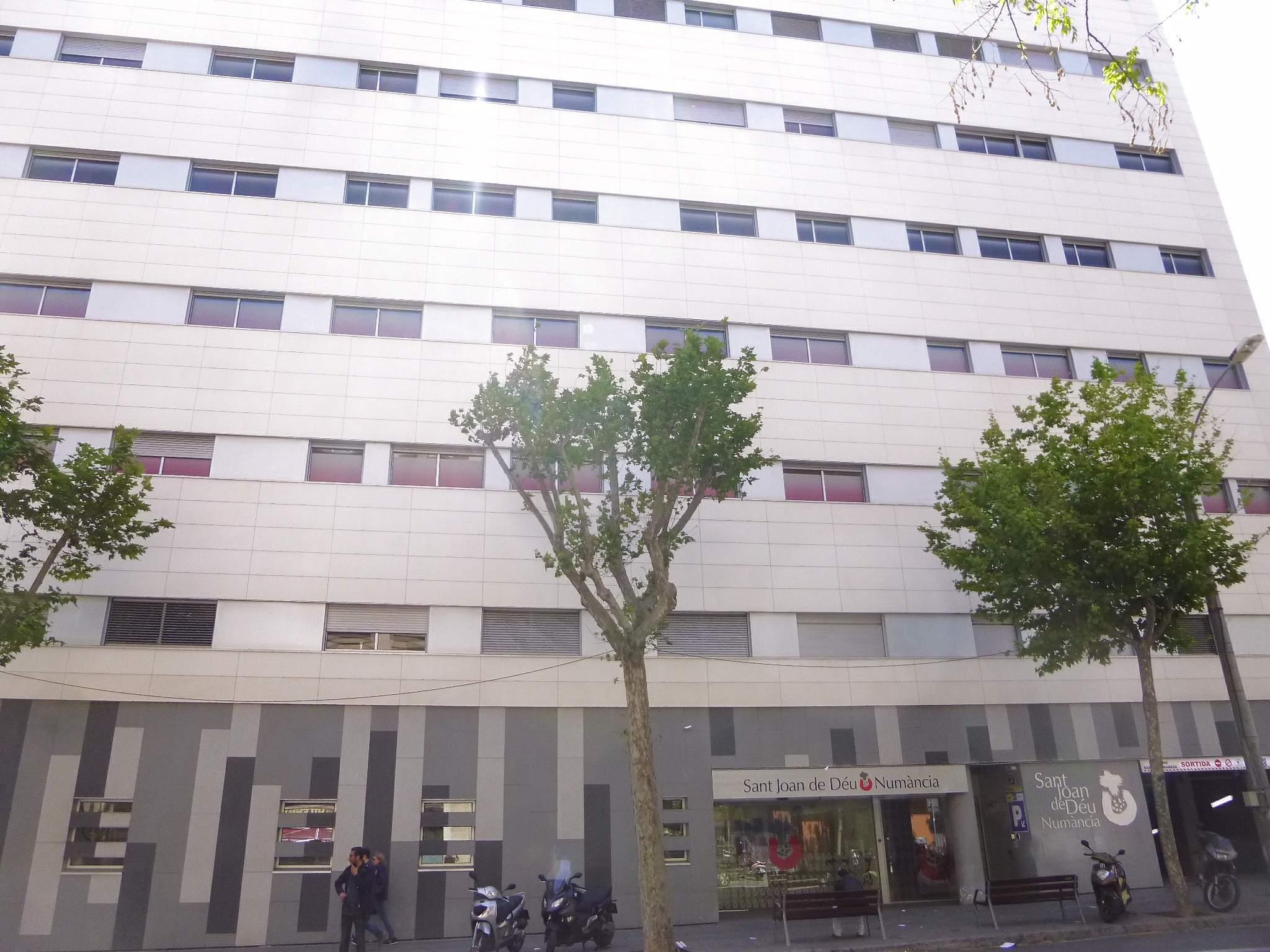File Barcelona Parc Sanitari Sant Joan De Deu Carrer De Numancia