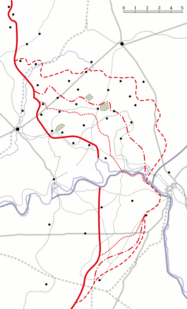 File:Battle of the Somme 1916 map blank.png - Wikimedia Commons