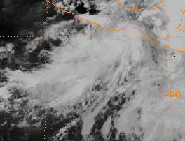 Tropical Storm Beatriz (1993) Pacific tropical storm in 1993