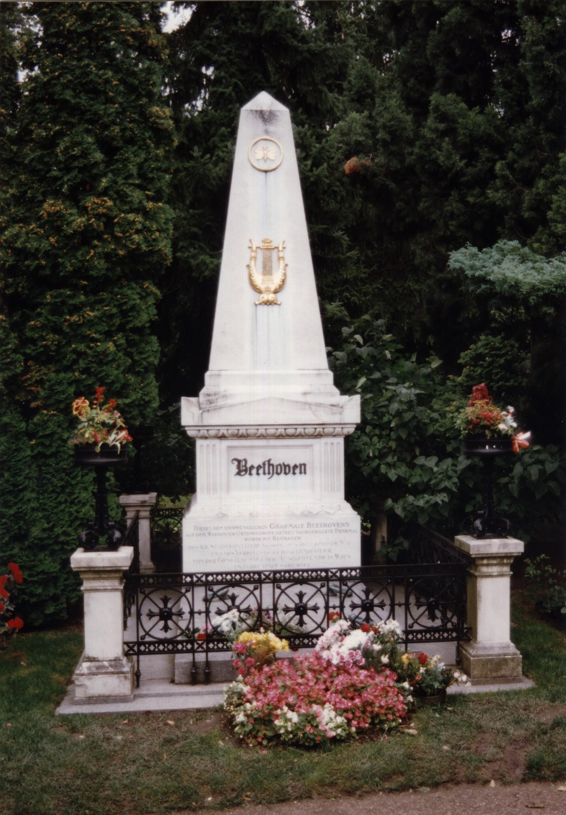 In Law Apartment File Beethoven Grave Zentralfriedhof Vienna Jpg