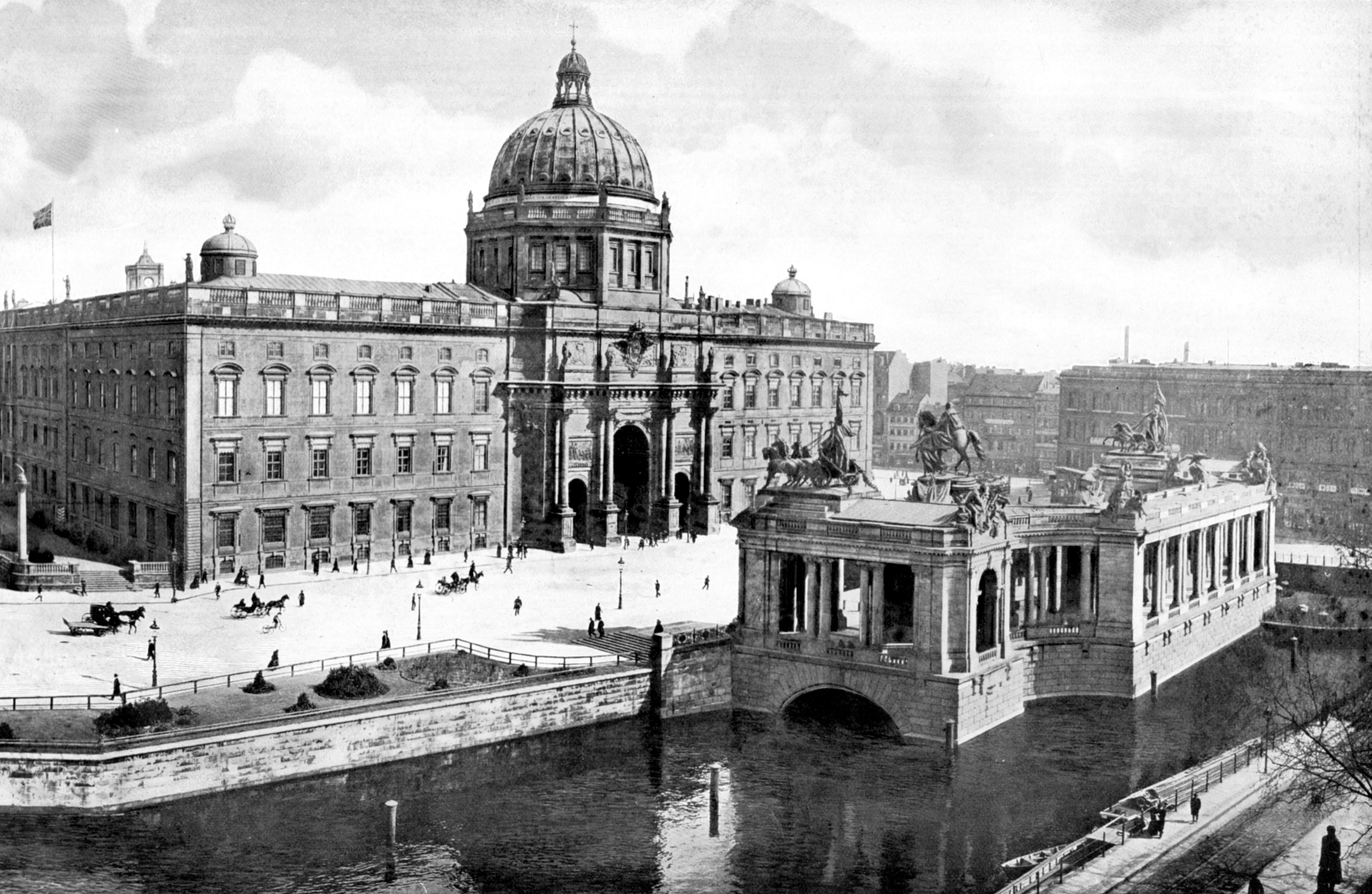 Resultado de imagen de berliner stadtschloss