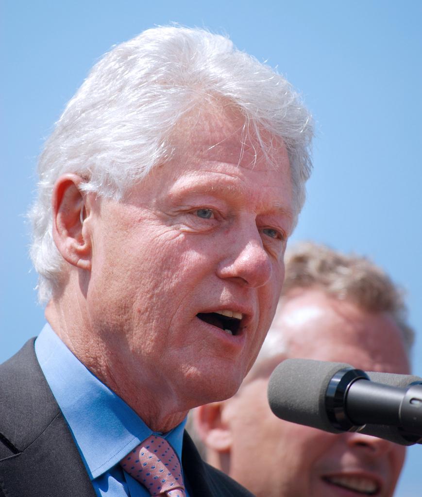 FileBill Clinton May By Jake Wellingtonjpg Wikimedia - Wikipedia bill clinton