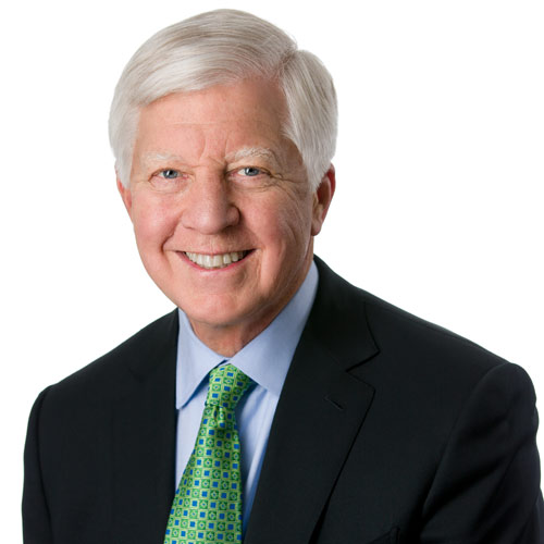 Bill George - Democratic leader
