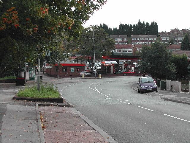 Blidworth Village - geograph.org.uk - 62975